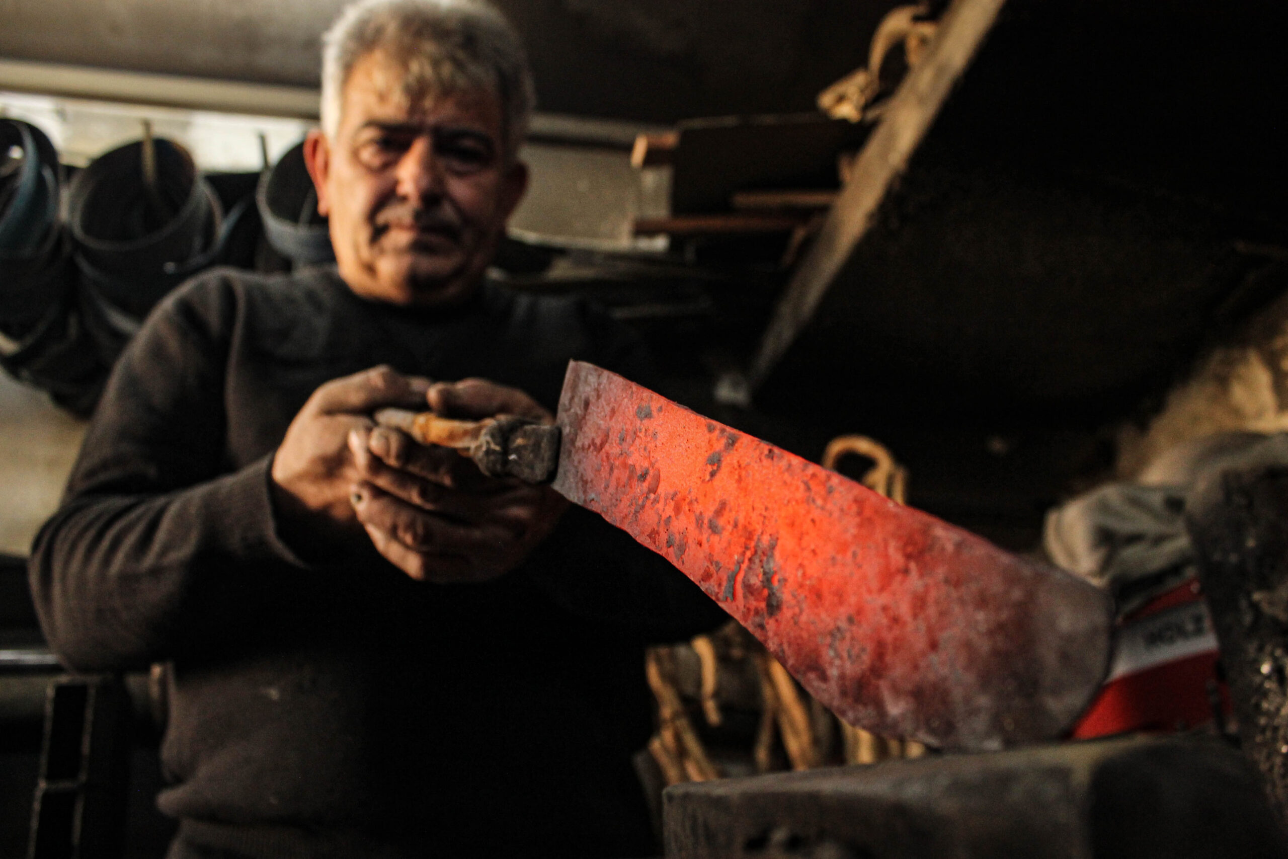 Ο Αρμένης – Παραδοσιακό Μαχαιροποιείο